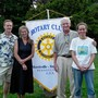 Welcome Jonathan, Susan and Melanie to Rotary!